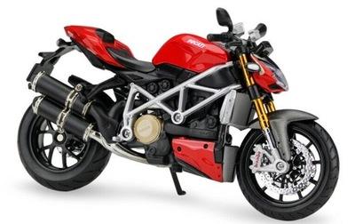 DUCATI Streetfighter SP мотоцикл модель 1 :12 Maisto