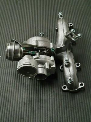 ТУРБИНЫ VW PASSAT B6 GOLF V 2.0 TDI 140 KM BKD BKP