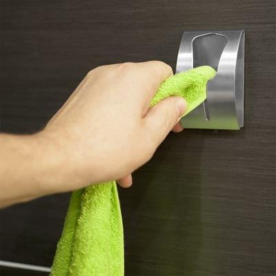 Wieszak, haczyk na ręczniki Tatkraft IDA stalowy
