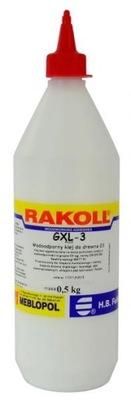 Клей ??? древесины водонепроницаемый Rakoll GXL-3 500 ? D3