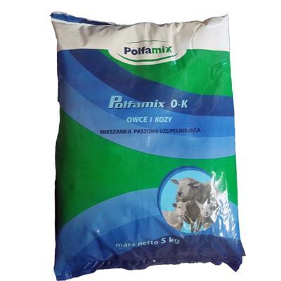 Polfamix О-K 5 кг витаминно-минеральное овцы козы