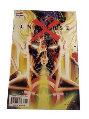 UNIVERSE X - wyd. anglojęzyczne