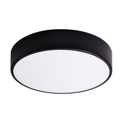 Lampa sufitowa Plafon CLEO 400 120W Czarny E27