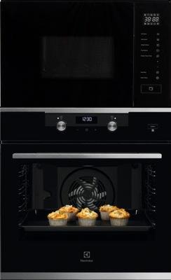 ПЕЧЬ паровой Electrolux KODEH70X +микроволновая печь