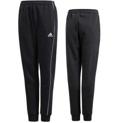 adidas Spodnie bawełniane Core 18 r M CV3752 szare