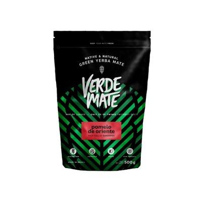 Yerba Verde Mate green Помело-Де-Ориенте Ноль ,5кг