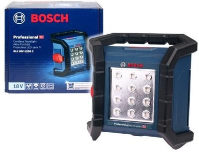 ЛАМПА аккумуляторная 14 ,4В 18V GLI 18V-Одна тысяча двести C Bosch