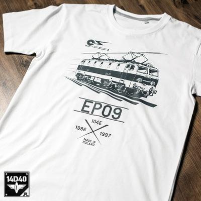 футболки EP09 - 104E PKP INTERCITY