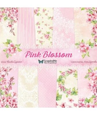 комплект ценных бумаг ??? скрапбукинга Pink Blossom