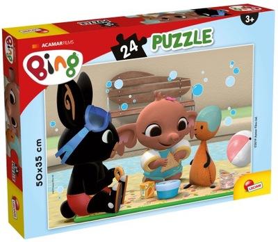 Puzzle Lisciani BING PLUS 24el MAX A 50x35cm