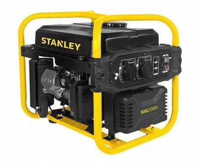 Приводимый в действие генераторная установка Стэнли SIG Две тысячи -1 2КВТ INWERT