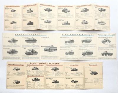 Германия , III Рейх. Оружие танковой инструкции 3 штук