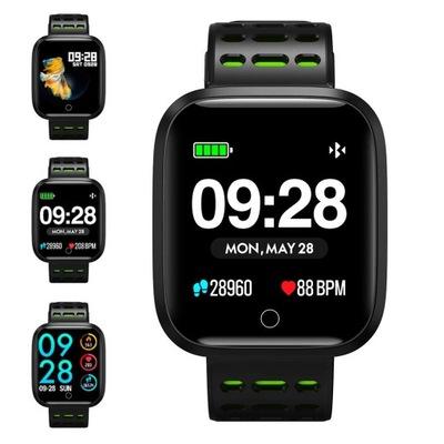 Smart Watch Fitness Armband Kungix ip67