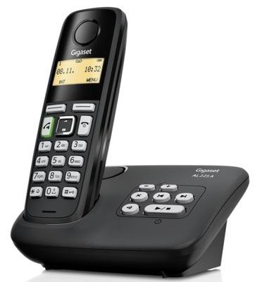 Беспроводной телефон GIGASET AL225 SIEMENS ВОЗМОЖНОСТЬ доставка из Польши Allegro на русском