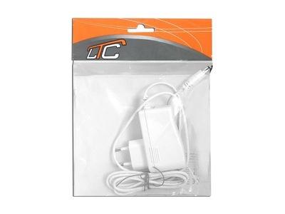 Адаптер переменного тока LED 12V/ 12W, 1А Белый