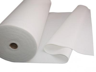 войлок Белый 400g/м2 Мягкий Двусторонний Толщина мм 5 мм