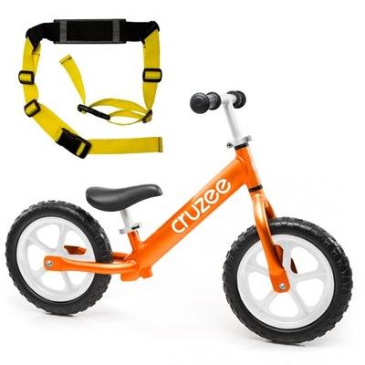 CRUZEE bicykli, beh orange BK BAR GRATI