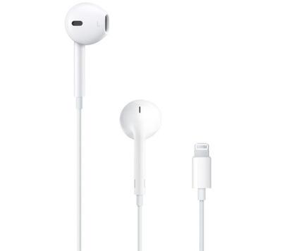 SŁUCHAWKI EAR PODS LIGHTNING do IPHONE 7 8 X 11 SE