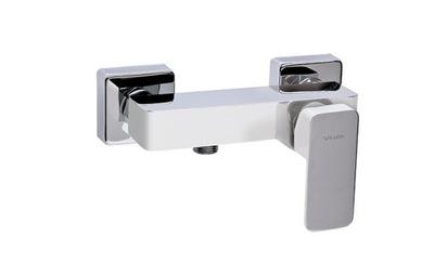 VALVEX LOFT WHITE nástenná sprchová batéria