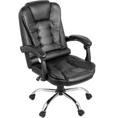 Кресло Офисное ELEGANCE СТУЛ ?????????? Хром LC05