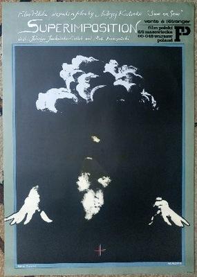 Klimowski - один на Один - плакат