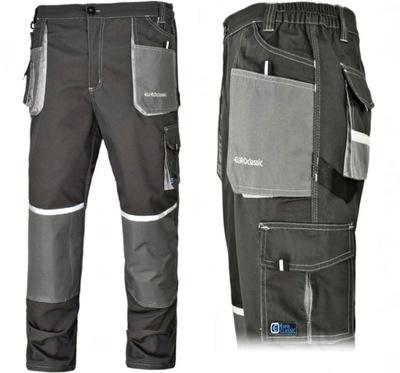 брюки для талии рабочие 270г охраны ТРУДА Тройной ШВЫ Пятьдесят два