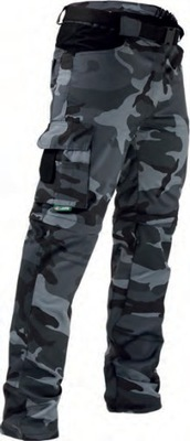 брюки рабочие камуфляж BHP Съемные STALCO 2 в 1 XL
