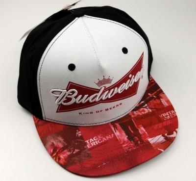 BUDWEISER шапка ?? пиво  ??????????  55 - 60см
