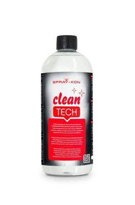 CLEAN TECH спрей -KON обезжиривает ??? ??? сталь СМОЛ