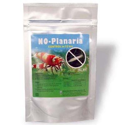 Genchem No-Planaria - комплект 50л - E -креветки