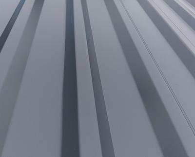 Профлист для крыши Графит Алюминий