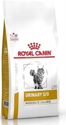 Royal Canin Мочевыделительного S /О Модерейт