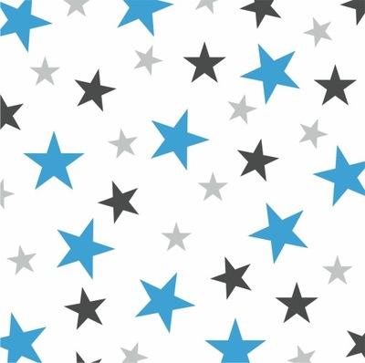 Samolepky na stenu STARS STARS sada MEGA 3k