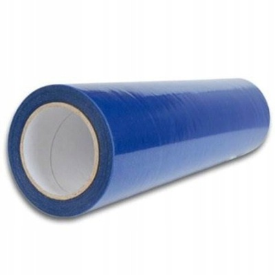 пленка ЗАЩИТНЫЕ самоклеющаяся 50cm 75mb синяя