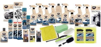ZESTAW Kosmetyków K2 30 elementów PREZENT URODZINY