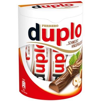 Конфеты Ferrero Duplo молочное Шоколад из Германии