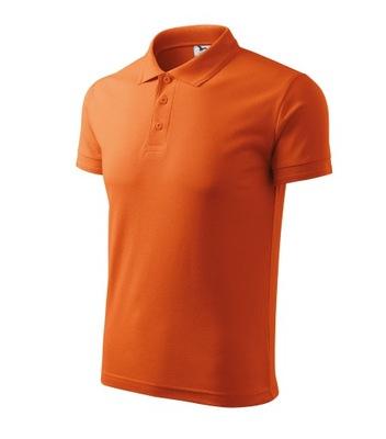 WYSOKIEJ JAKOŚCI męska koszulka polo ADLER 203 M