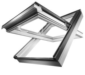 Окно крыши Optilight TLP 78x118 3szyby Новый - Сонч