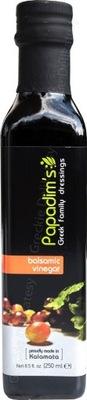 Уксус бальзамический Papadim'S (темный), 250 мл