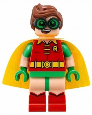 Lego DC 70916 @@ ROBIN + BROŃ @@ figurka z zestawu