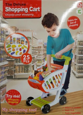 Kočík nákupný Košík príslušenstvo
