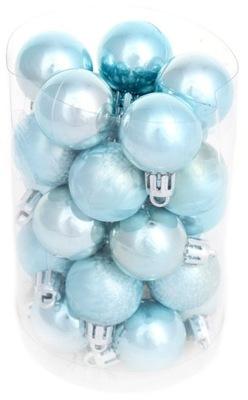 шарики пластиковые Голубое instagram instagram 25шт 3 см