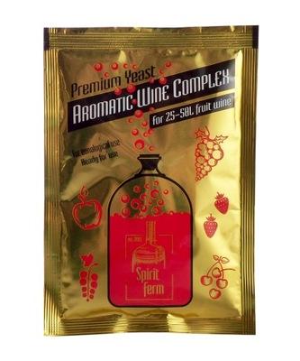 дрожжи виноваты spirit ферм AROMATIC WINE COMPLEX