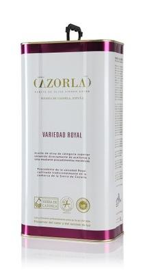 CAZORLA ROYAL испанской оливковое масло  экстракласс 5Л