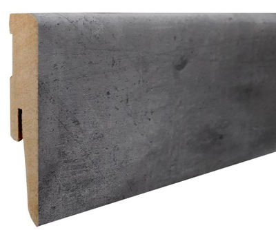 8 Планка напольного типа ??? серая бетон