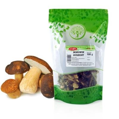 сушеные белые грибы , сушеные Грибы 100г Аттестат