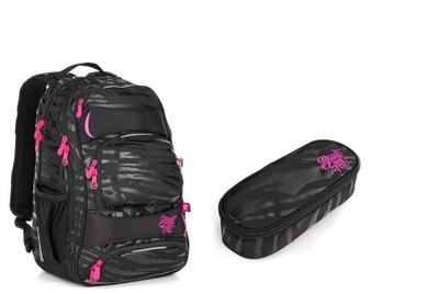 Set 28 L batoh + peračník Topgal 18038