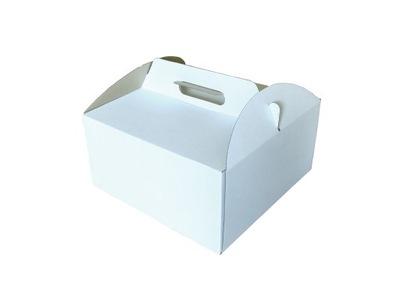 картон на торт 30x30x15 коробка на торт
