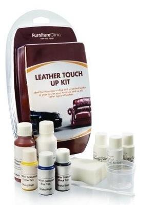 Leather Touch Up Kit Самостоятельный ремонт кожи