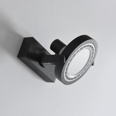 REFLEKTOR PRE MONTÁŽ NA STENU ES111 QR111 AR111 GU10 LED REG
